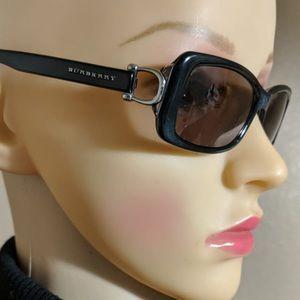 Burberry Black & Purple Glasses Frames